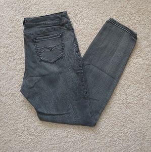 Soho New York and Company grey jeans